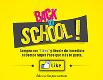 SuperPaco. Back to School.