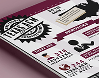 Texas A&M Graduate Degree Infographic