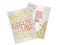 Graze Food and Wine Festival: Branding, map design