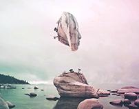 Foreign Shores Album Art Concept