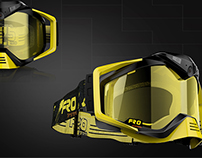 "FRO ""Katzeye"" - Goggles w/ Removable 1080HD Camera"