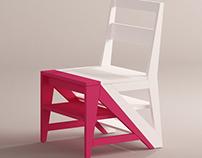 Versatile chair