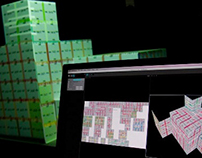 EELS 3D Projection Mapping