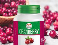 Embalagem Cranberry TopTherm
