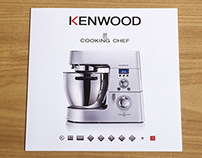 Kenwood Cooking Chef leaflet