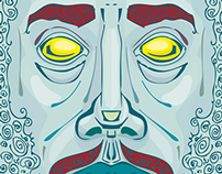 Self Portrait - Lion Spirit