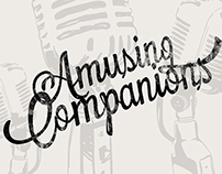 logo for Amusing Companions band