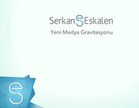 Serkan Eskalen - Identity Design