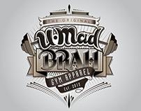 U Mad Brah - Gym Branding