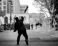 Protest Prishtina, 27.01.2015