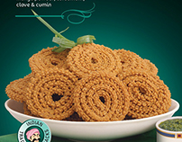 Product Pack Shots for Chheda's