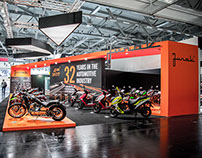 Junak | Intermot, Cologne, 2014