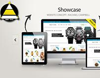 Website Concept - E-Commerce Website