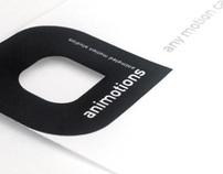 Animotions Branding & Baseline