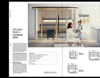 Tylö Catalogue 2015