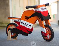 balance bike repsol
