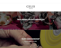 Celis - Web design
