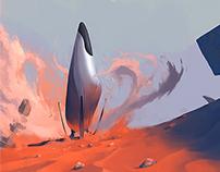 Hyperion - Consuls' Starship