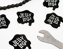 Jelly Legs Bicycle Zine