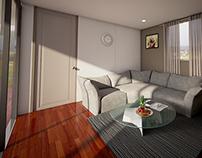 Australian 3D Modular House