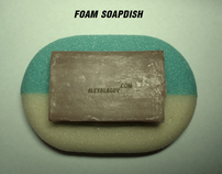 Foam Soap Dish