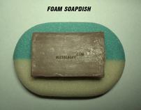 Foam Soap Dish