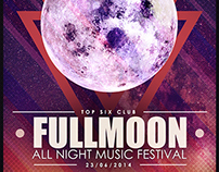 Full Moon Music Festival