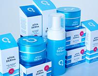 AquaDerma skin care