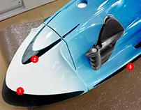 Awol Yachts - SeaBob photoshop photoshop mockup paint