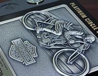 Harley-Davidson Plaque