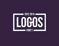 Logo Collection 2012-2015 (Part 1)