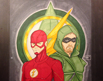 Copic Flash/Arrow