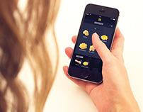 Makaroni - App Concept