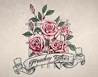 """Pedagogium """"Freedom Tattoos"""" (social campaign)"""