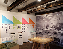Exhibition Graphics - The Architecture Centre