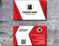 Free Business Card Template #