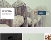 Blogojoy – Minimalist Blog WordPress Theme