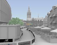 Stevensloop Visualisation