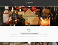 Bar Solutions Web Design