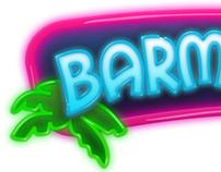 BARMONKEY // Logotype Design