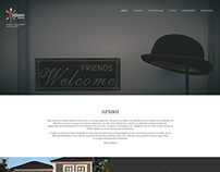 The Dalliance House Web Design