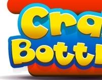 CRAZY BOTTLING // Logotype Design