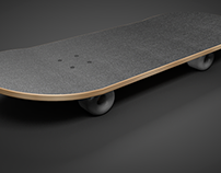 Skate Modelagem