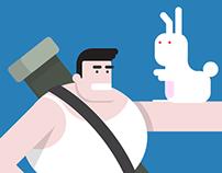 Joe & Bunny