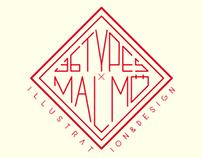 36 TYPES X MALMO