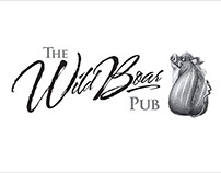Logo Design - The Wild Boar
