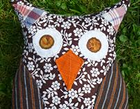 Owl plushy