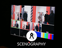 Scenography: POLISHOP