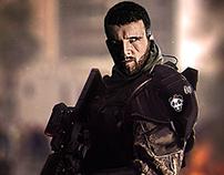 V.I.N.D.E.X SCI FI SOLDIER CONCEPT I