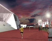 Olympics 2020 in Copenhagen? Multiarena in Noerrebro